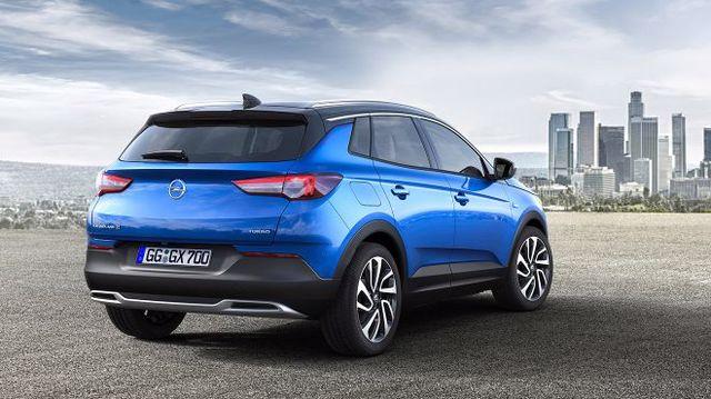 Opel Grandland X Muhteşem Özellikleriyle Göz Kamaştırıyor