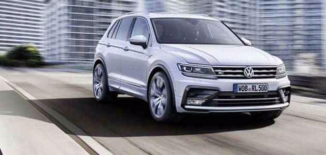 Üst Düzey Özellikleriyle Yeni Volkswagen Tiguan