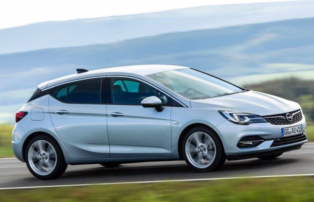 Yeni Opel Astra Hatchback Muhteşem Tasarımı ve Üstün Özellikleri