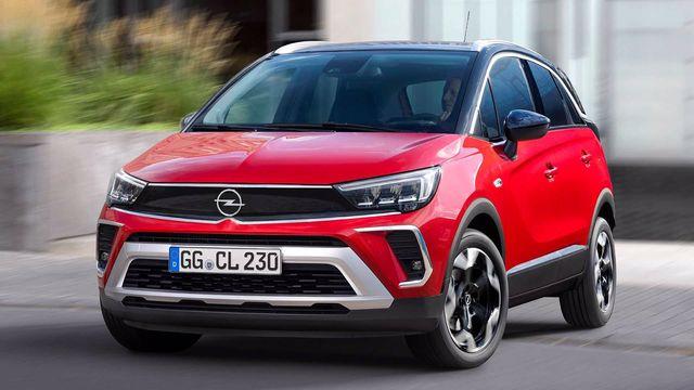 Yeni Opel Crossland ve Muhteşem Özellikleri