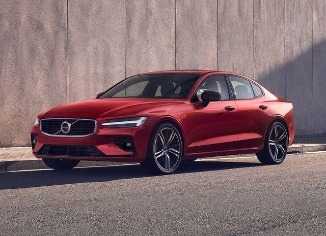 Yeni Volvo S60 ve Muhteşem Özellikleri